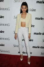 ZENDAYA COLEMAN at Marie Claire Hosts Fresh Faces Party in Los Angeles 04/11/2016