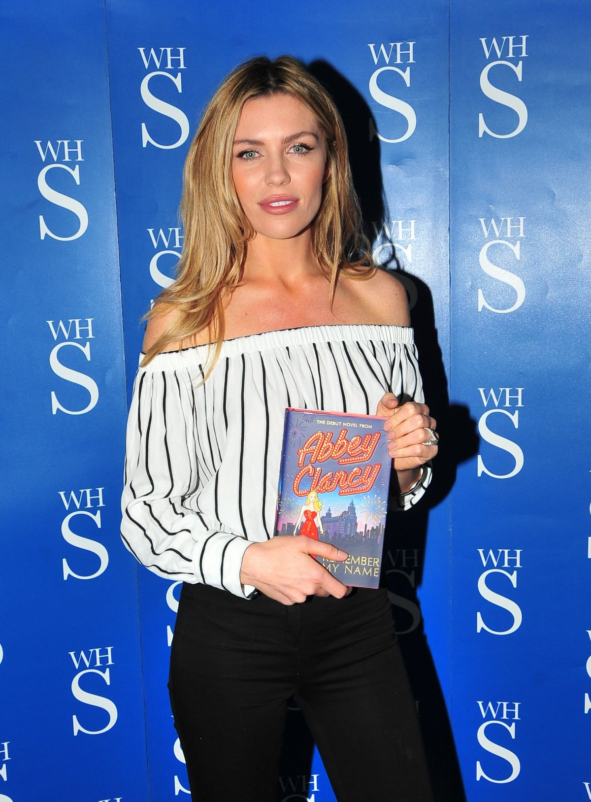 ABIGAIL ABBEY CLANCY at Her