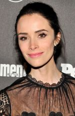 ABIGAIL SPENCER at EW & People Upfronts Party in New York 05/16/2016