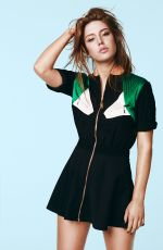 ADELE EXARCHOPOULOS in Madame Figaro, Drench Inspiration #3, Spring/summer 2016