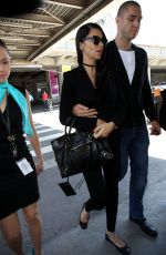 ADRIANA LIMA Arrives at Nice Airport 05/15/2016