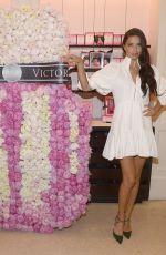 ADRIANA LIMA Pormotes VS Bombshell Fragrance in Miami 04/28/2016