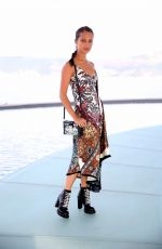 ALCIA VIKANDER at Louis Vuitton 2017 Cruise Collection in Brazil 05/28/2016