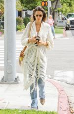 ALESSANDRA AMBROSIO Out and About in Los Angeles 05/05/2016