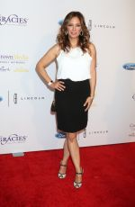 ALEX MENESES at 41st Annual Gracie Awards Gala in Beverly Hills 05/24/2016