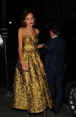 ALEXA CHUBG at Vogue 100th Anniversary Gala Dinner in London 05/23/2016