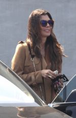 ALI LANDRY Shopping at Maxfield in West Hollywood 05/19/2016
