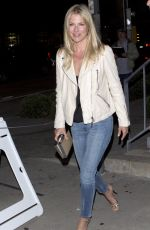 ALI LARTER at Gracious Madre Restaurant in West Hollywood 05/27/2016