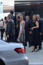 ALICIA VIKANDER Arrives at Louis Vuitton Show in Rio De Janeiro 05/28/2016