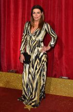 ALISON KING at British Soap Awards 2016 in London 05/28/2016