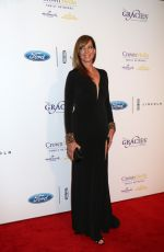 ALLISON AJNNEY at 41st Annual Gracie Awards Gala in Beverly Hills 05/24/2016