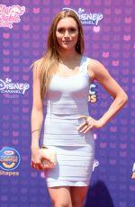 ALYSON STONER at 2016 Radio Disney Music Awards in Los Angeles 04/30/2016