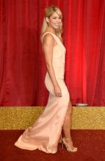 AMANDA CLAPHAM at British Soap Awards 2016 in London 05/28/2016