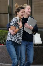 AMBER HEARD Out and About in Los Angeles 05/28/2016