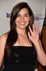 AMERICA FERRERA at 11th Annual Global Women
