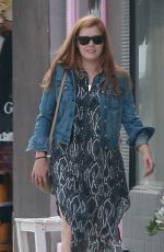 AMY ADAMS Out in West Hollywood 05/05/2016