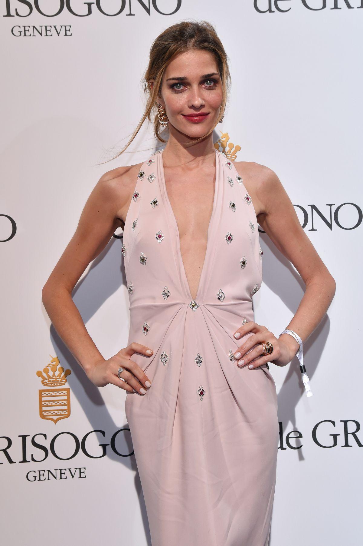 ANA BEATRIZ BARROS at De Grisogono Party at Cannes Film Festival 05/17/2016