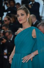 ANA BEATRIZ BARROS at 'The Unknown Girl' Premiere at 69th Annual Cannes Film Festival 05/18/2016