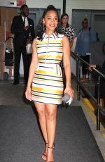 ANIKA NONI ROSE Leaves AOL Studios in New York 05/25/2016