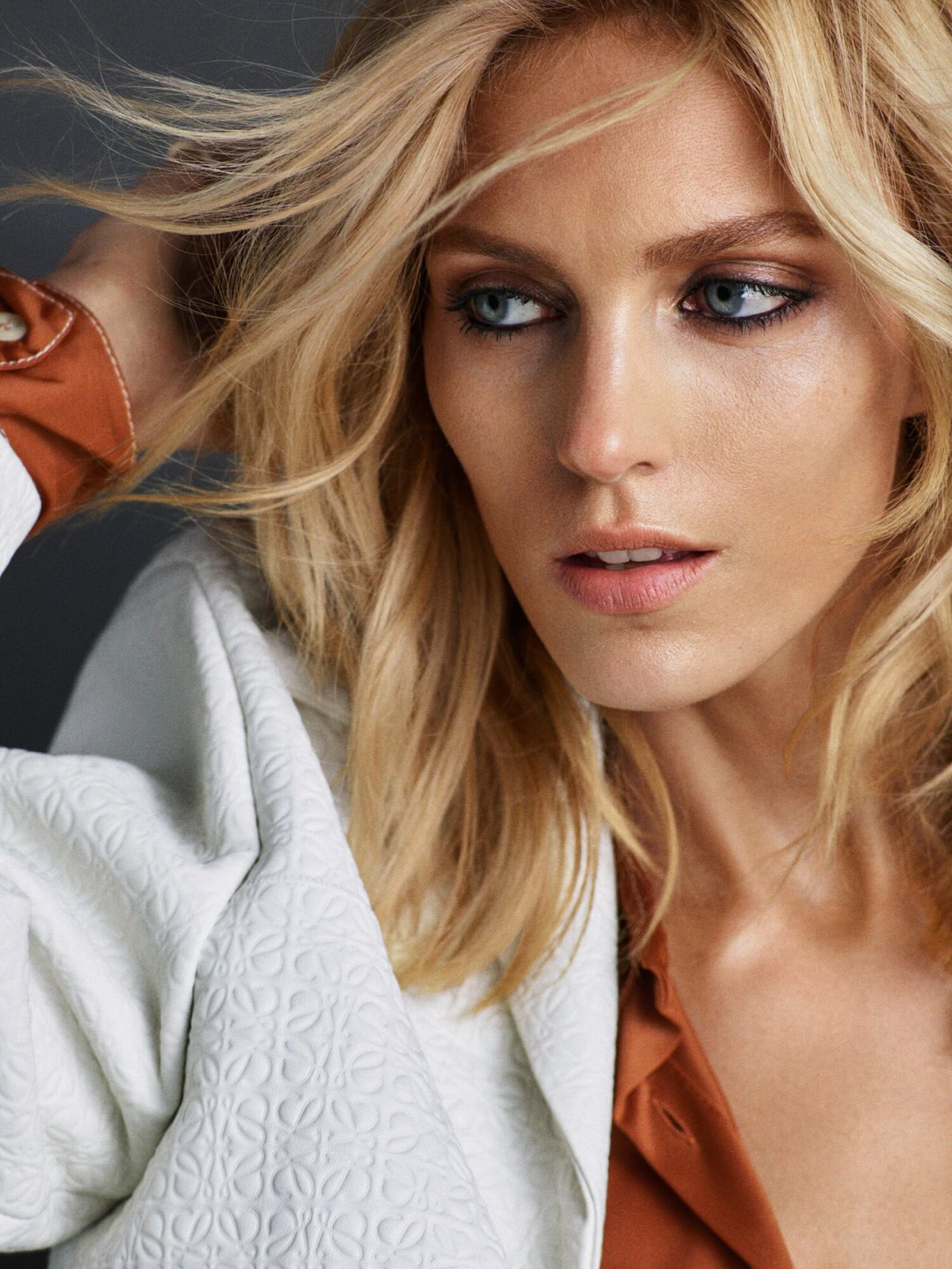 ANJA RUBIK by Hunter & Gatti Photoshoot