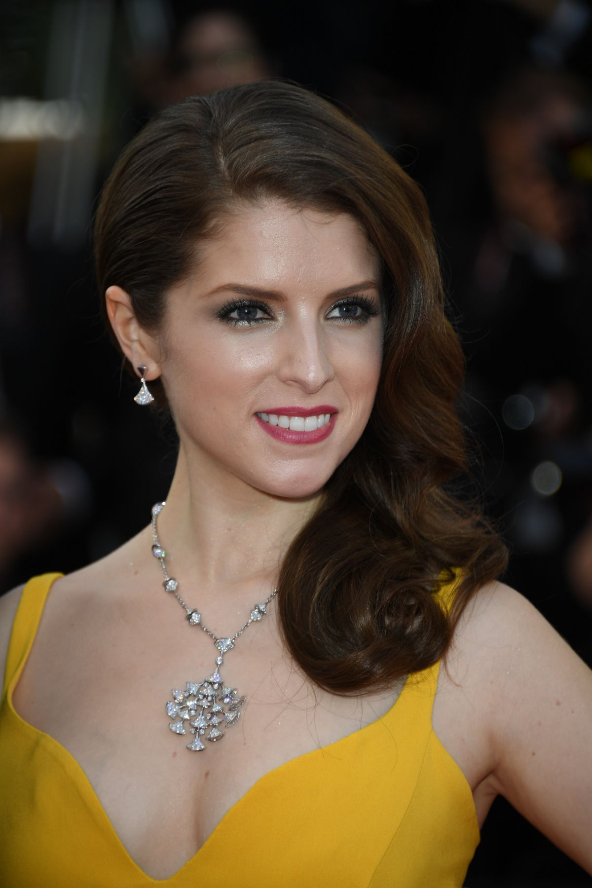 Anna Kendrick At Cafe Society Premiere And 69th Cannes