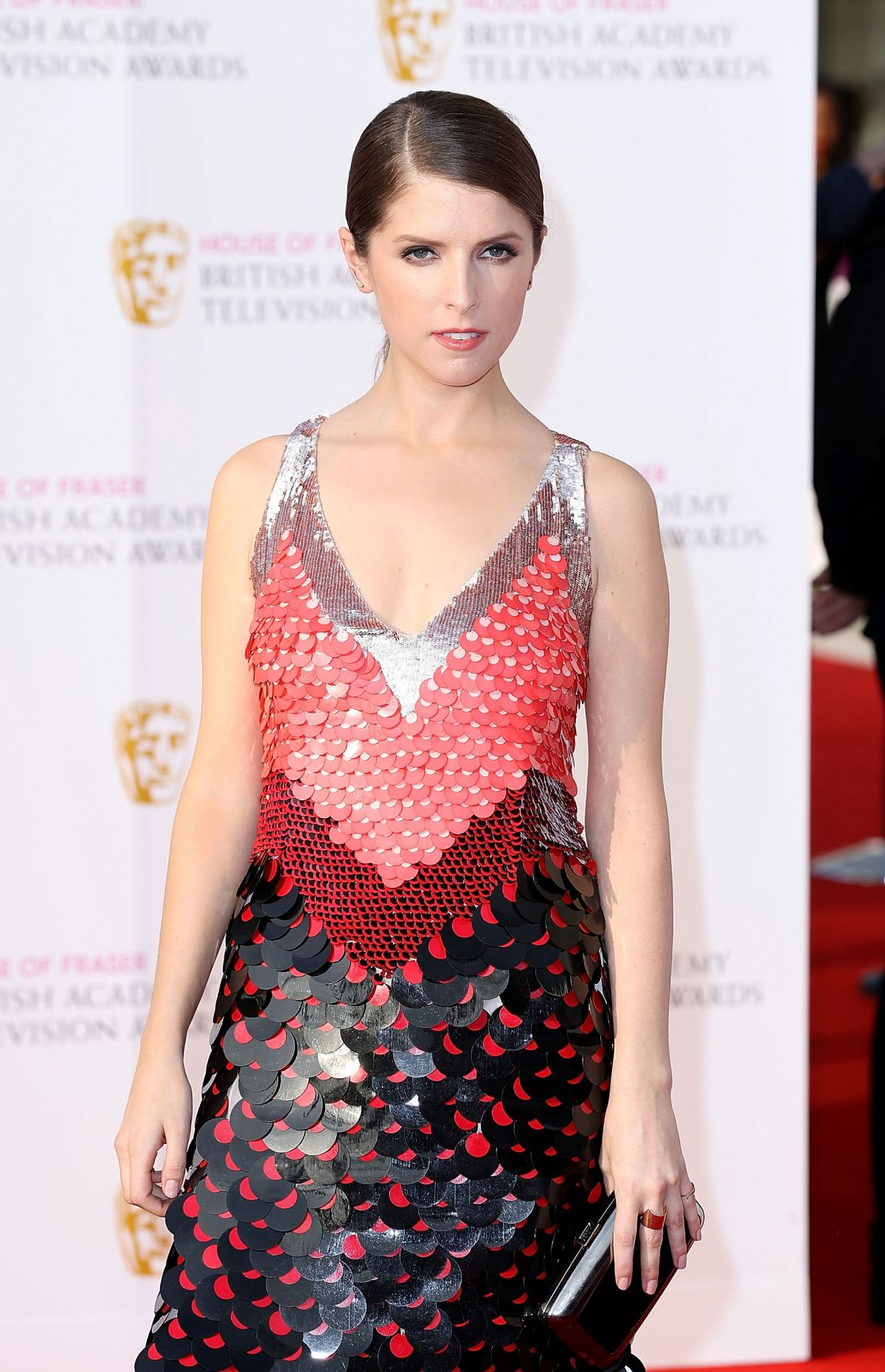 ANNA KENDRICK at House of Fraser British Academy Television Awards 05/08/2016