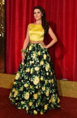 ANNA PASSEY at British Soap Awards 2016 in London 05/28/2016