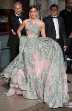 ARAYA A. HARGATE at Hotel Martinez in Cannes 05/13/2016