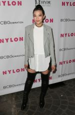 ARDEN CHO at Nylon Young Hollywood Party in West Hollywood 05/12/2016