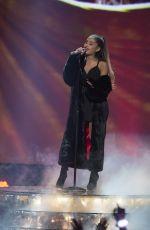 ARIANA GRANDE Performs at 2016 Radio Disney Music Awards in Los Angeles 04/30/2016