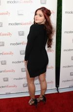 ARIEL WINTER at Modern Family EMMY Event in Los Angeles 05/02/2016