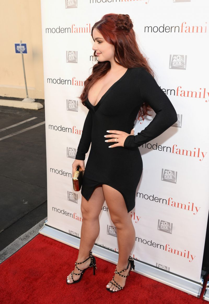 ARIEL WINTER at Modern Family EMMY Event in Los Angeles 05 ...