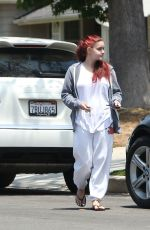 ARIEL WINTER Out and About in Los Angeles 05/17/2016