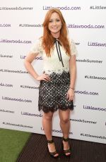 ARIELLE FREE at Littlewoods Summer Festival Party in London 05/05/2016