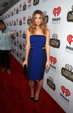 ASHLEY GREENE at 2016 iheartcountry Festival in Austin 04/30/2016
