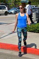 ASHLEY GREENE at a Gym in West Hollywood 05/26/2016