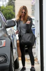 ASHLEY GREENE Out and About in Los Angeles 05/07/2016