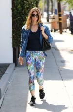 ASHLEY GREENE Out and About in West Hollywood 05/27/2016