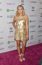 AUDREY WHITBY at Tigerbeat Magazine Launch Party in Los Angeles 05/24/2016