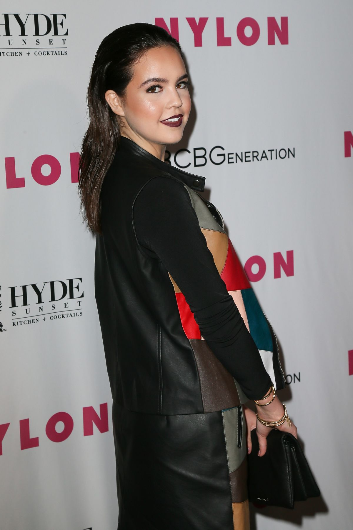 BAILEE MADISON at Nylon Young Hollywood Party in West Hollywood 05/12/2016