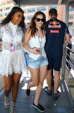 BARBARA PALVIN at Monaco Formula One Grand Prix Qualification in Monaco 05/28/2016