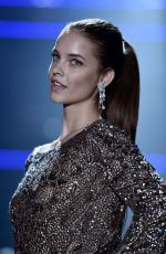 BARBARA PALVIN on the Runway at Amfar's 23rd Cinema Against Aids Gala in Antibes 05/19/2016