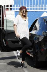 BC JEAN at DWTS Studio in Hollywood 05/13/2016