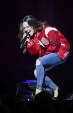 BEA MILLER Performs at Selena Gomez