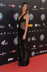 BELEN RODRIGUEZ at Bocelli and Zanetti Night in Rho 05/25/2016