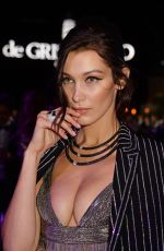 BELLA HADID at De Grisogono Party at Cannes Film Festival 05/17/2016