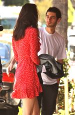 BELLA HADID Out for Lunch in Beverly Hills 05/22/2016