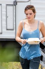 BELLA THORNE Lunch at