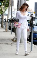 BELLA THORNE Out and About in Los Angeles 05/17/2016