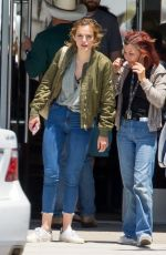 BELLA THORNE Out and About in Los Angeles 05/23/2016